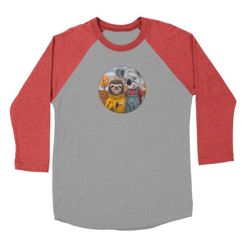 Fast Friends Men's Longsleeve T-Shirt by Ken Keirns