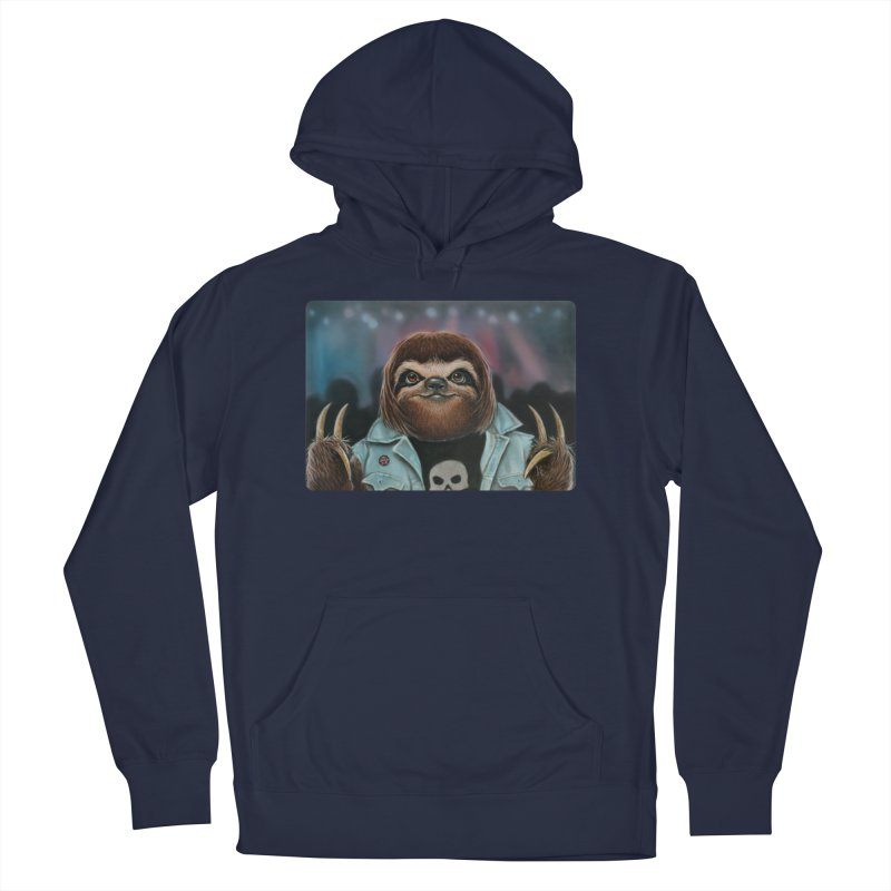 Metal Sloth   by kenkeirns's Artist Shop