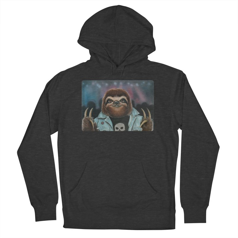 Metal Sloth Men's Pullover Hoody by kenkeirns's Artist Shop