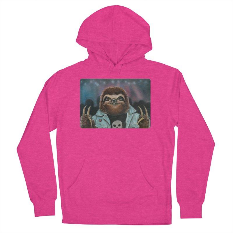 Metal Sloth Men's Pullover Hoody by kenkeirns's Artist Shop