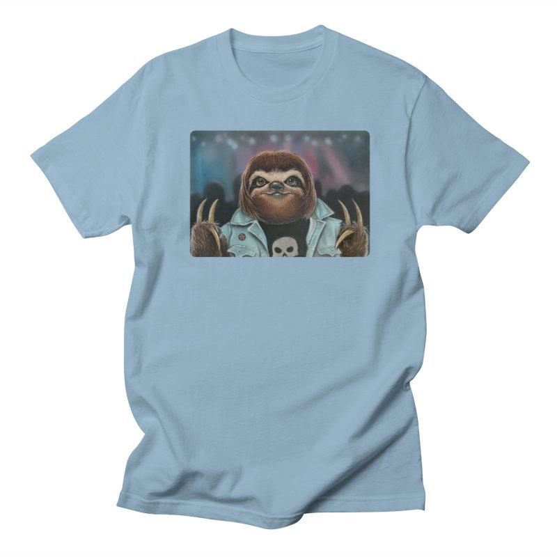 Metal Sloth Women's Unisex T-Shirt by kenkeirns's Artist Shop