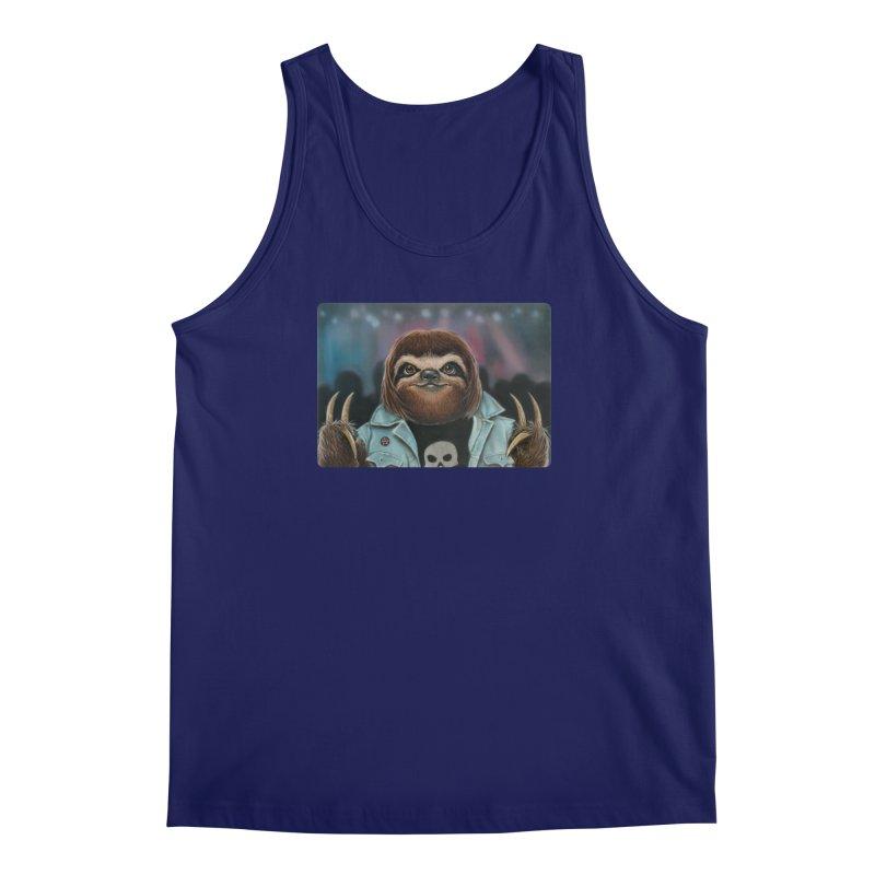 Metal Sloth Men's Tank by kenkeirns's Artist Shop