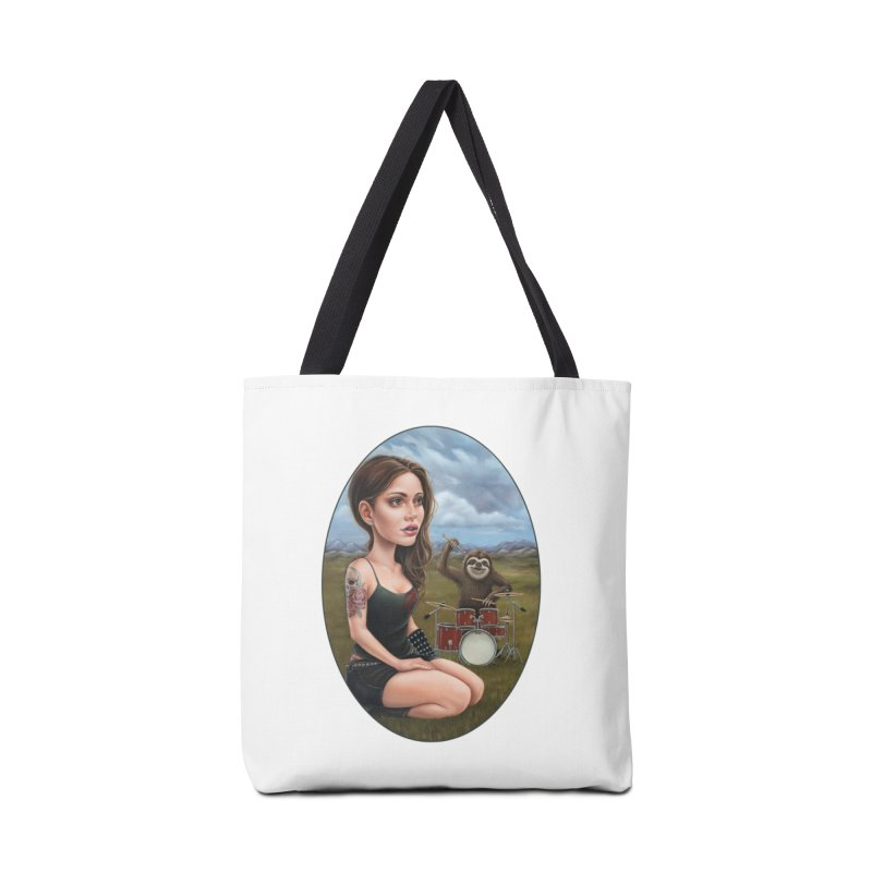 Slow Jam Accessories Tote Bag Bag by Ken Keirns