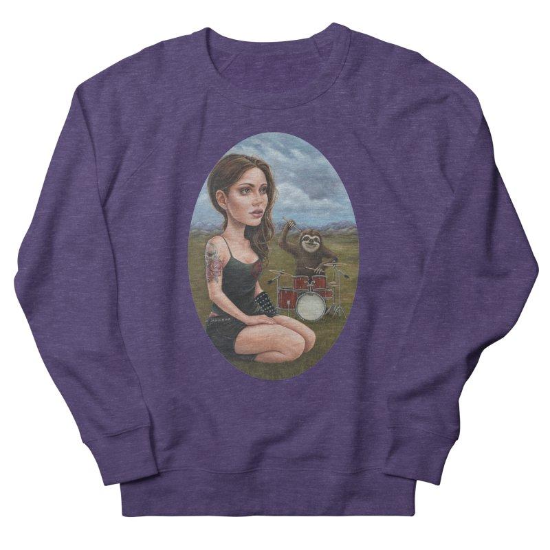 Slow Jam Women's Sweatshirt by kenkeirns's Artist Shop