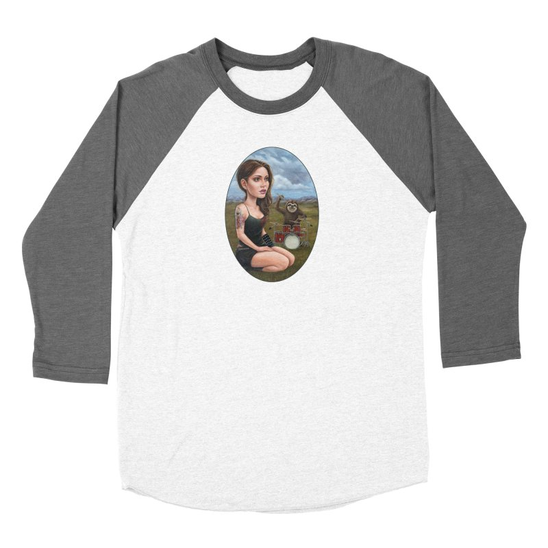 Slow Jam Women's Longsleeve T-Shirt by Ken Keirns