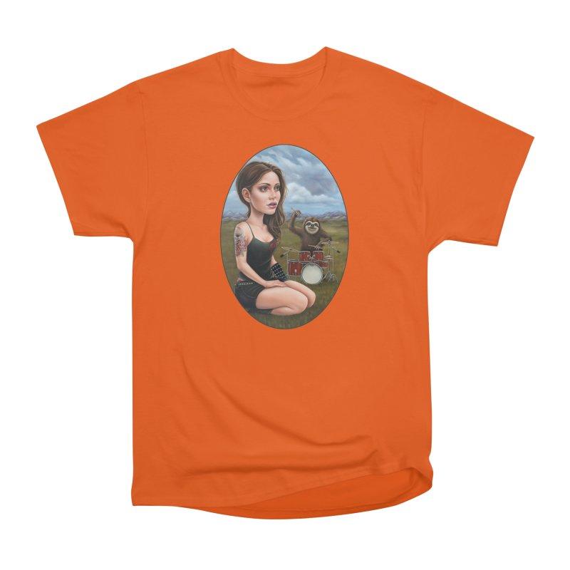 Slow Jam Men's T-Shirt by Ken Keirns