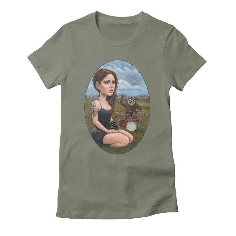 Slow Jam Women's T-Shirt by Ken Keirns