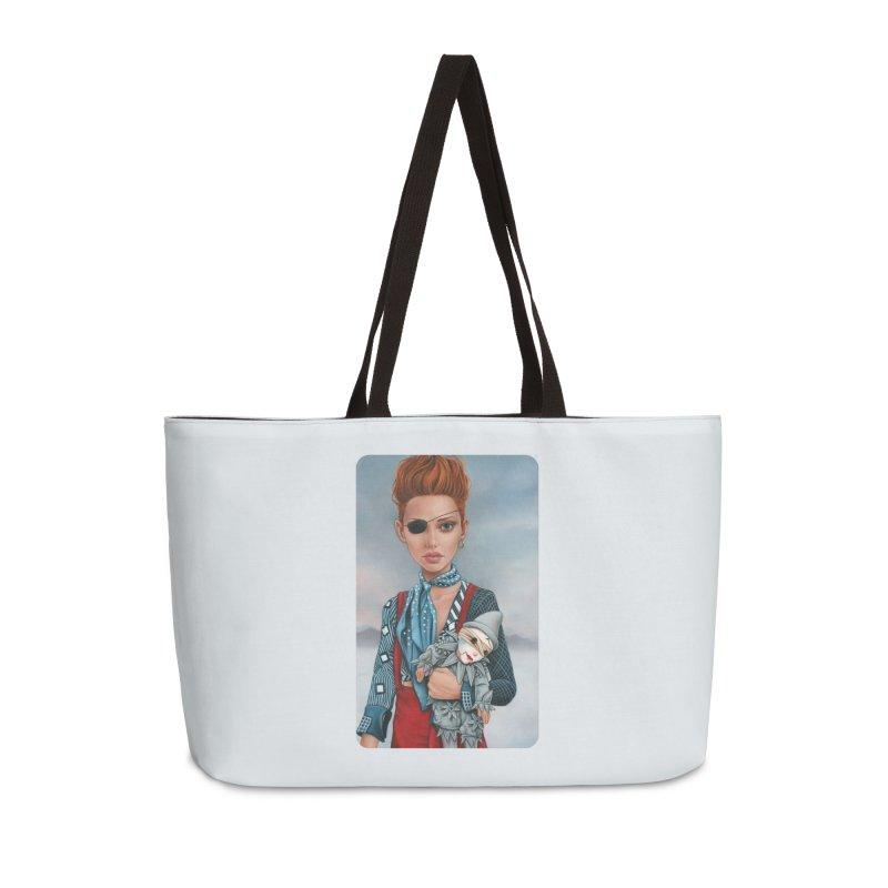 Ashes Accessories Weekender Bag Bag by Ken Keirns