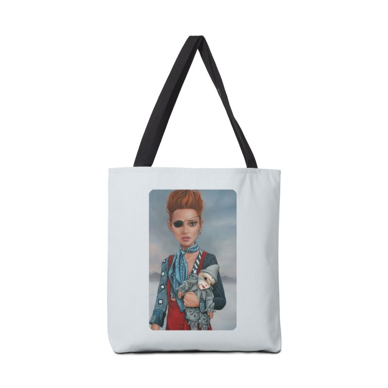 Ashes Accessories Bag by kenkeirns's Artist Shop