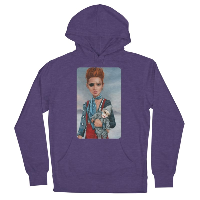 Ashes Men's Pullover Hoody by kenkeirns's Artist Shop