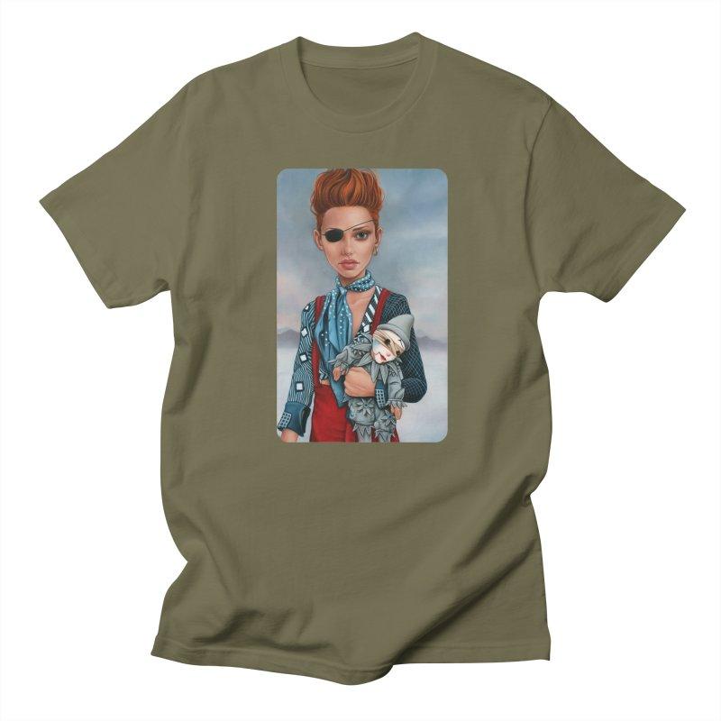 Ashes Women's Unisex T-Shirt by kenkeirns's Artist Shop