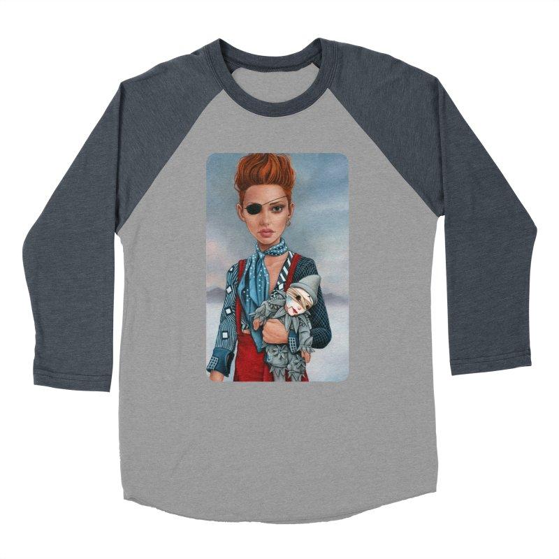 Ashes Women's Baseball Triblend T-Shirt by kenkeirns's Artist Shop