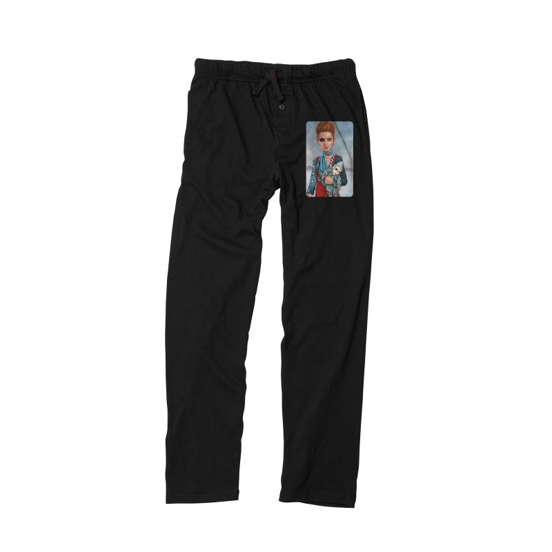 Ashes Men's Lounge Pants by kenkeirns's Artist Shop