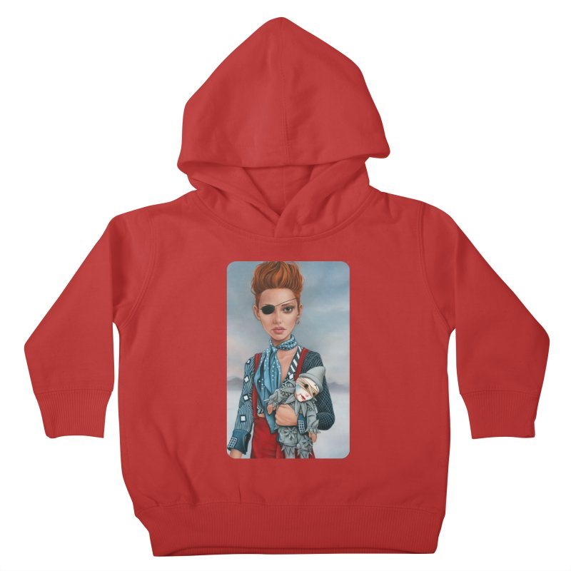 Ashes Kids Toddler Pullover Hoody by Ken Keirns