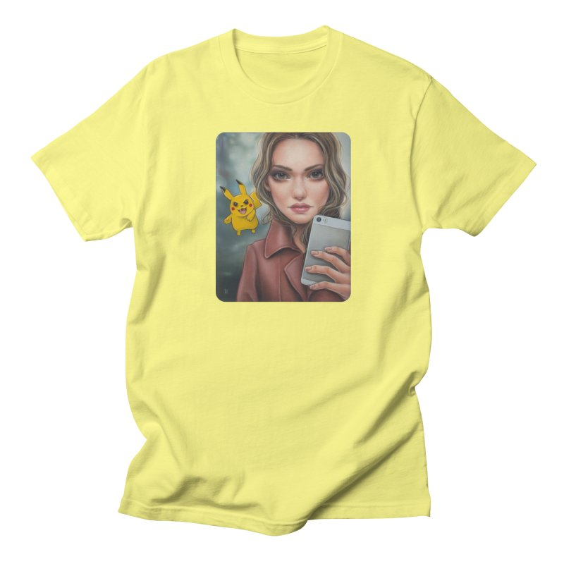 The Hunter Becomes the Hunted Women's Unisex T-Shirt by kenkeirns's Artist Shop