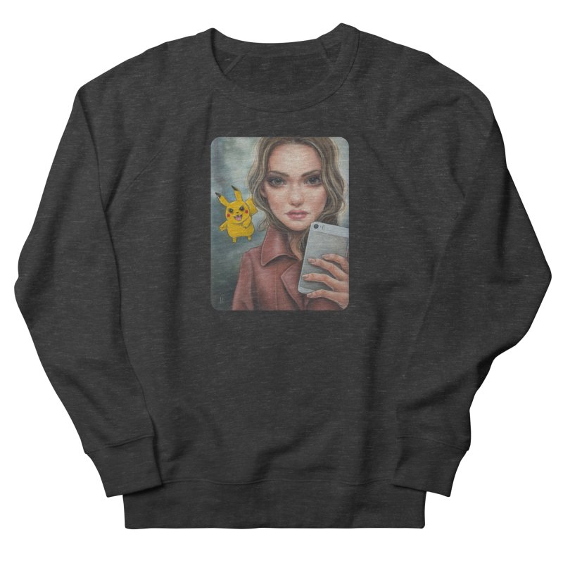The Hunter Becomes the Hunted Women's Sweatshirt by kenkeirns's Artist Shop