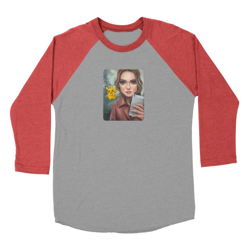 The Hunter Becomes the Hunted Men's Longsleeve T-Shirt by Ken Keirns