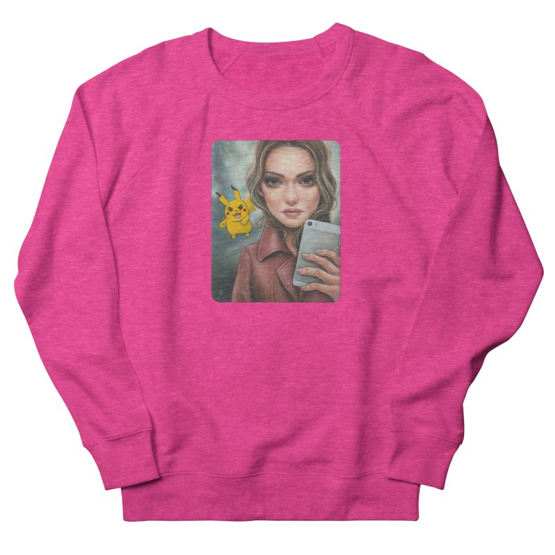 The Hunter Becomes the Hunted Men's Sweatshirt by Ken Keirns