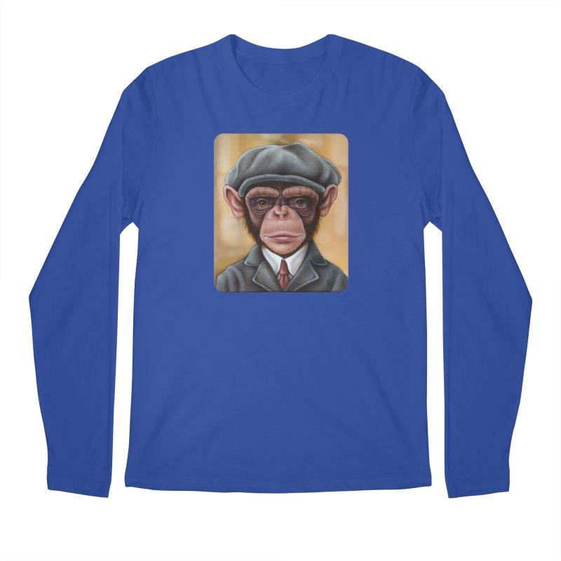 Owen Men's Longsleeve T-Shirt by kenkeirns's Artist Shop