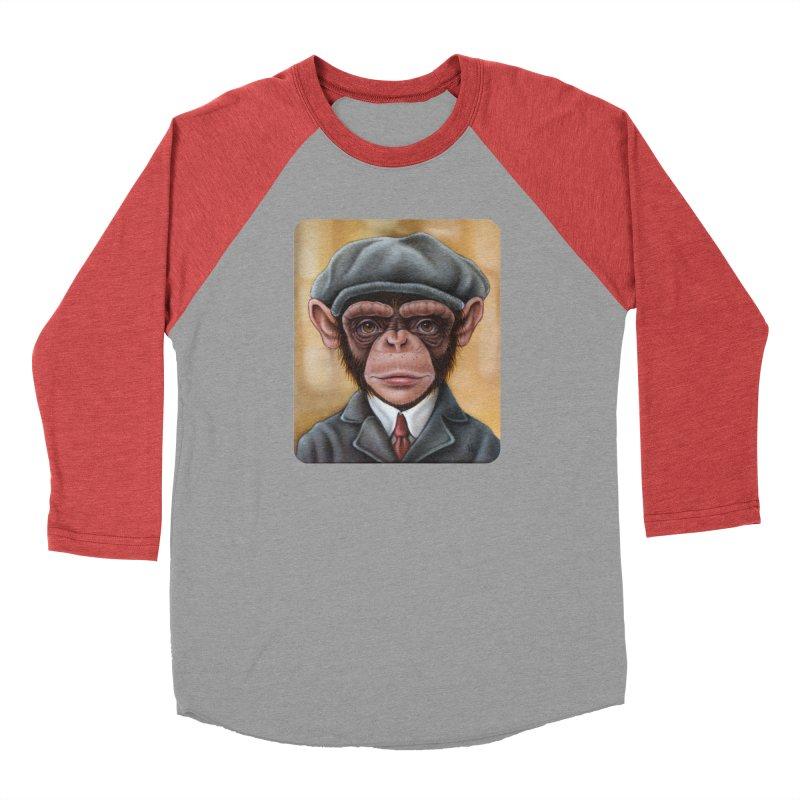 Owen Women's Baseball Triblend T-Shirt by kenkeirns's Artist Shop