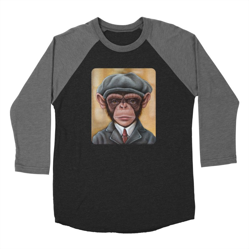 Owen Men's Baseball Triblend T-Shirt by kenkeirns's Artist Shop