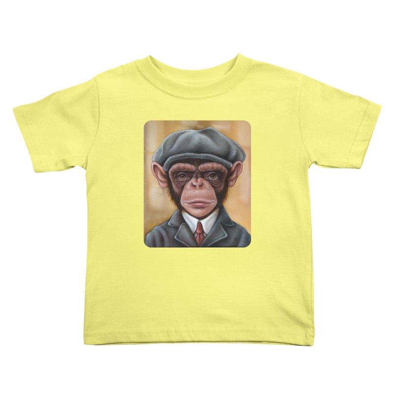 Owen Kids Toddler T-Shirt by kenkeirns's Artist Shop
