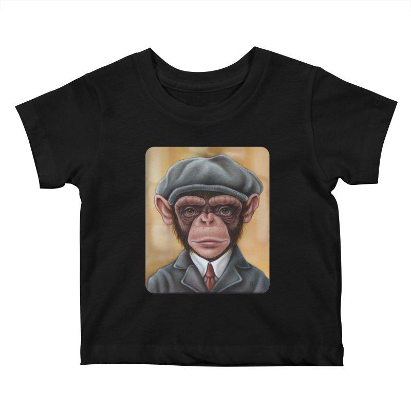 Owen Kids Baby T-Shirt by kenkeirns's Artist Shop