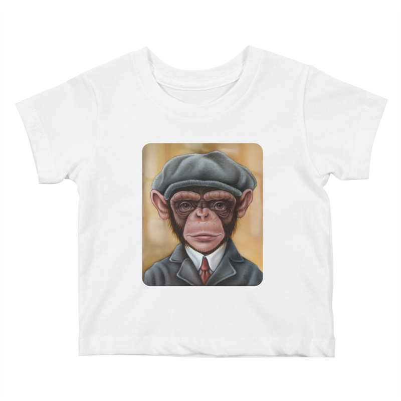Owen Kids Baby T-Shirt by kenkeirns's Artist Shop