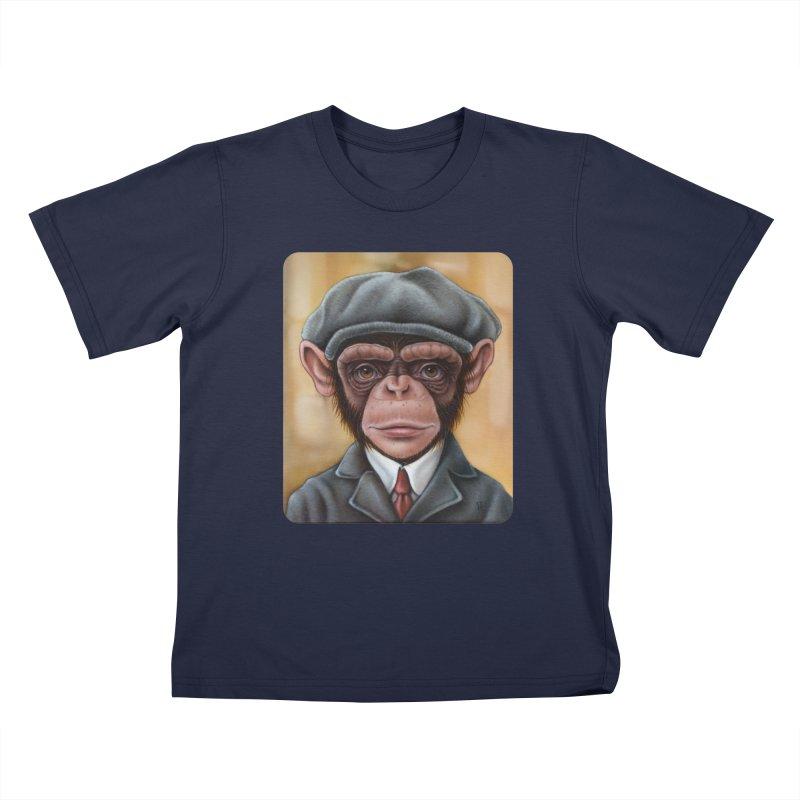 Owen Kids T-shirt by kenkeirns's Artist Shop