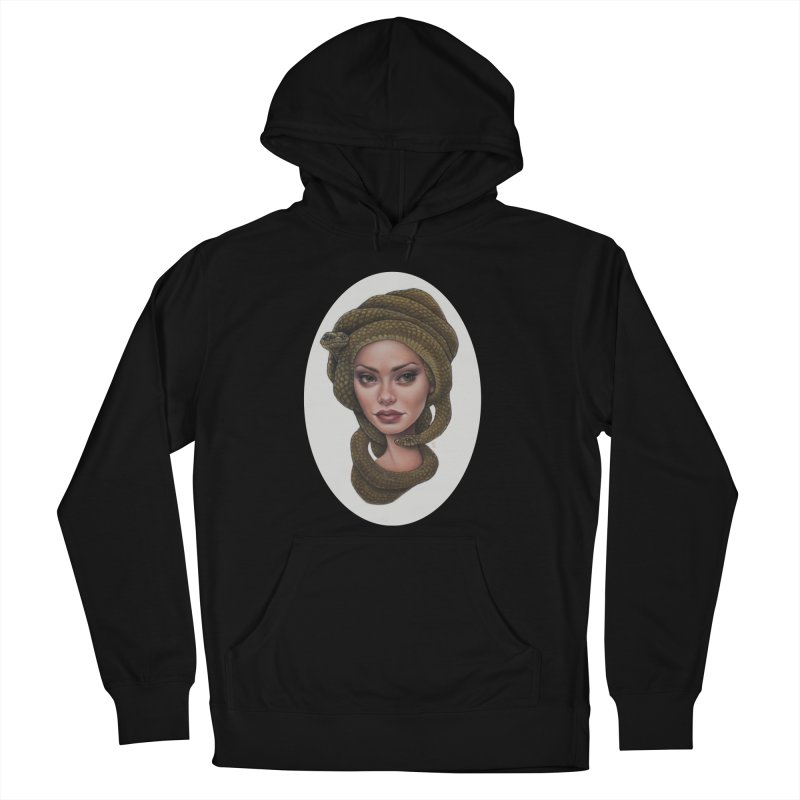 The Devil's 'do Women's Pullover Hoody by kenkeirns's Artist Shop