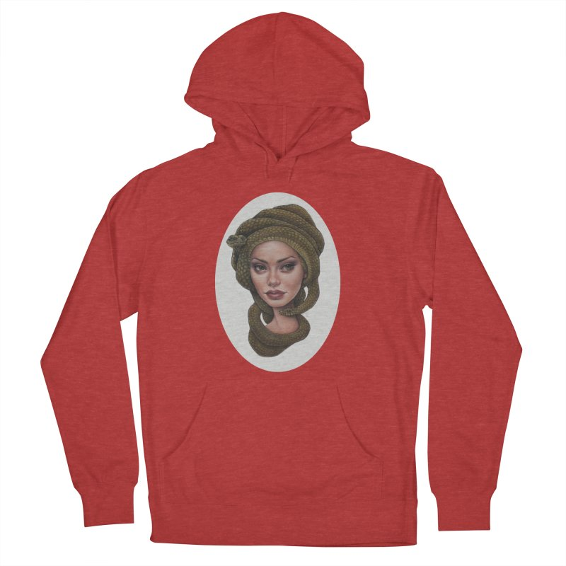 The Devil's 'do Men's Pullover Hoody by kenkeirns's Artist Shop