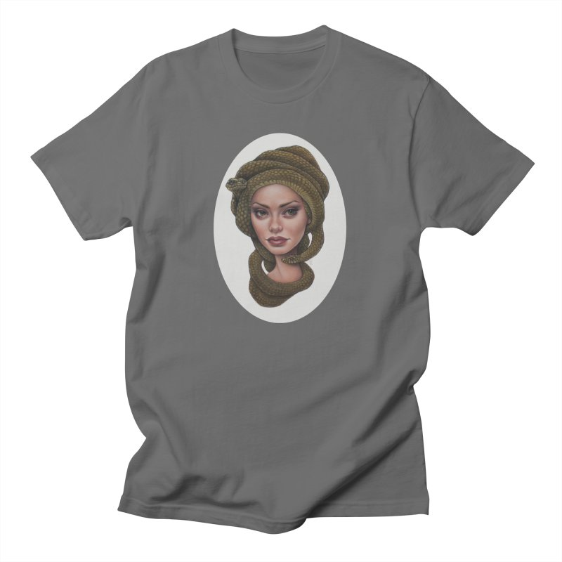 The Devil's 'do Women's Unisex T-Shirt by kenkeirns's Artist Shop