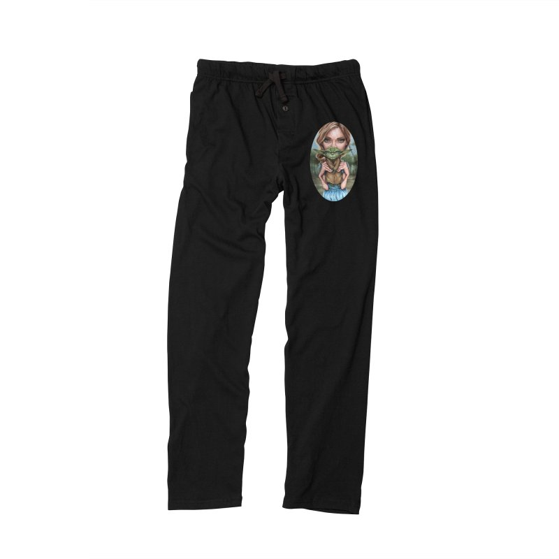 A Force To Be Reckoned With Men's Lounge Pants by kenkeirns's Artist Shop
