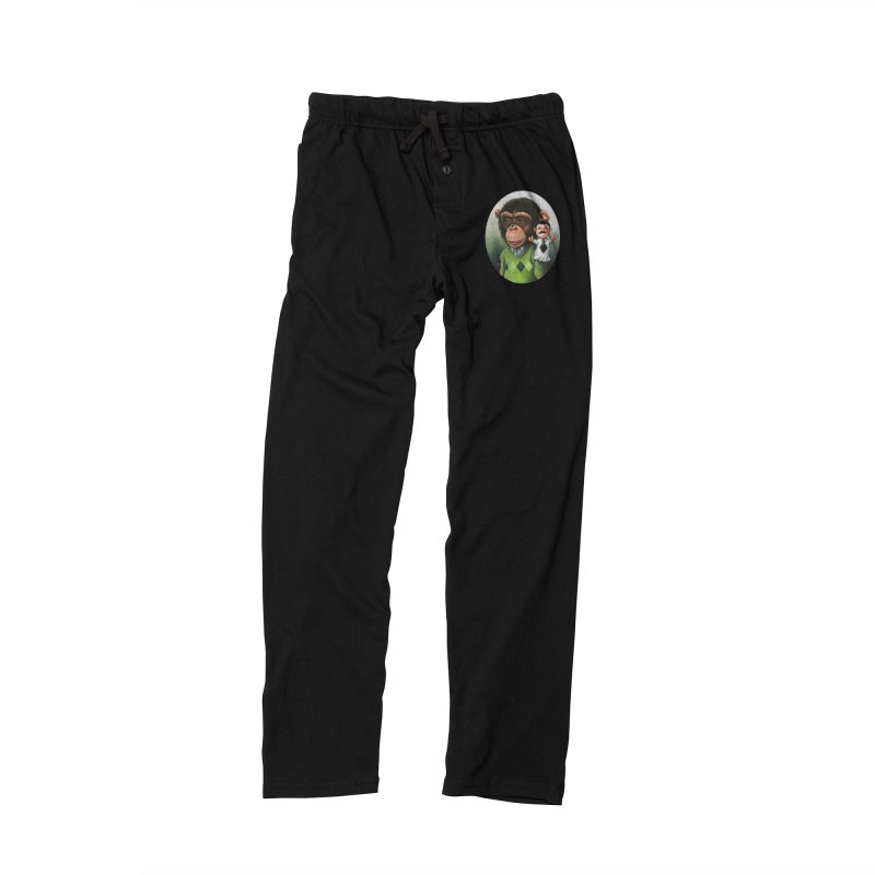 The Interpreter  Women's Lounge Pants by kenkeirns's Artist Shop