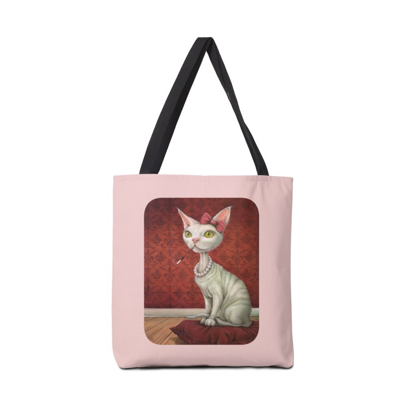 Aging Gracefully Accessories Bag by Ken Keirns