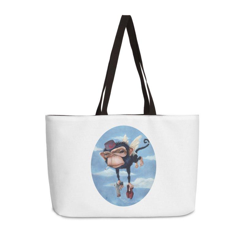 Surrender Dorothy... You Bitch Accessories Bag by Ken Keirns