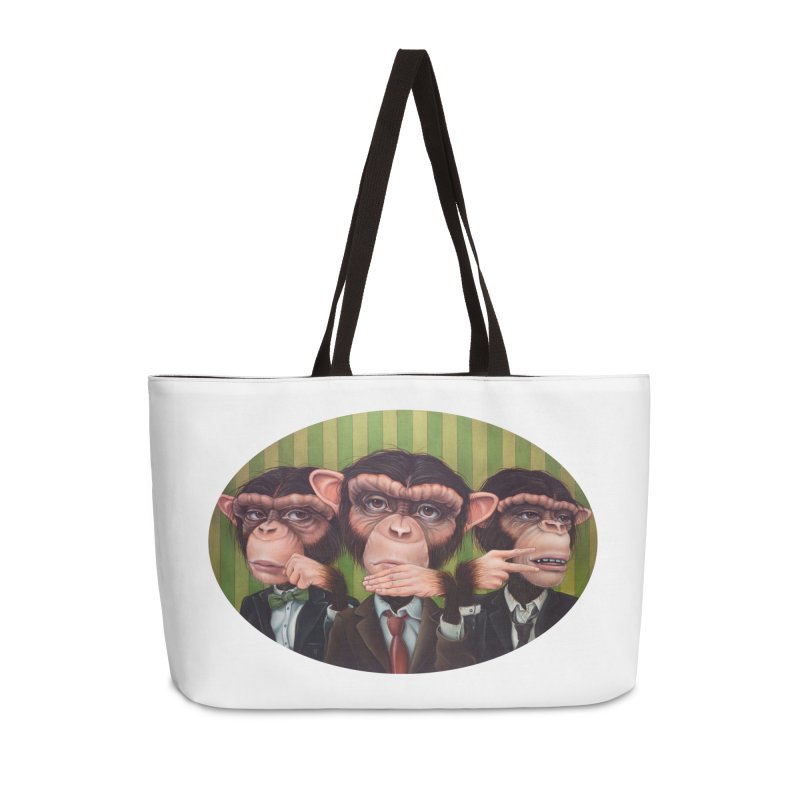 Ro Sham Bo Accessories Bag by Ken Keirns