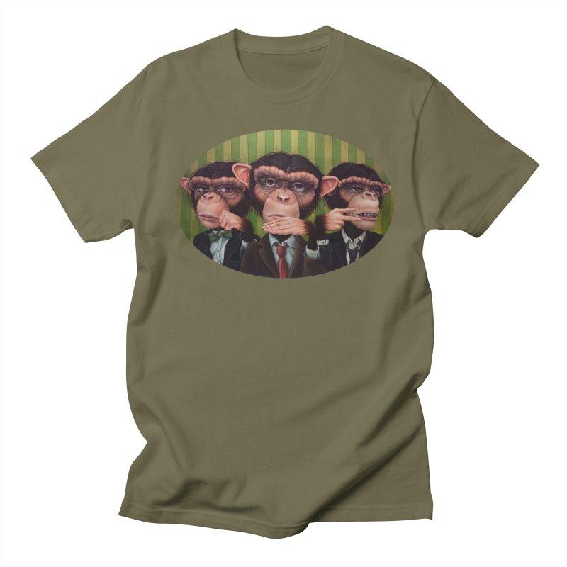 Ro Sham Bo Men's T-shirt by kenkeirns's Artist Shop