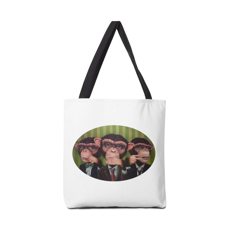 Ro Sham Bo Accessories Bag by kenkeirns's Artist Shop
