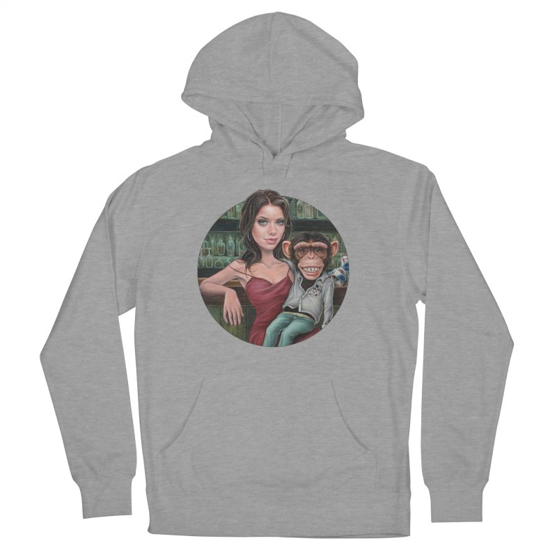 Last Call Men's Pullover Hoody by kenkeirns's Artist Shop