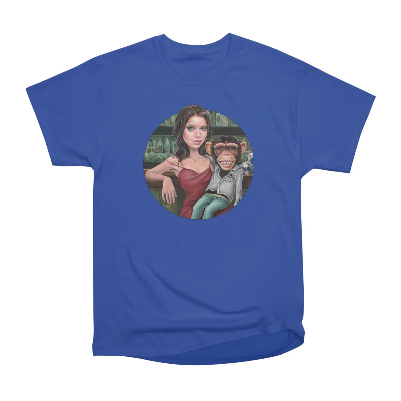 Last Call Men's Classic T-Shirt by kenkeirns's Artist Shop