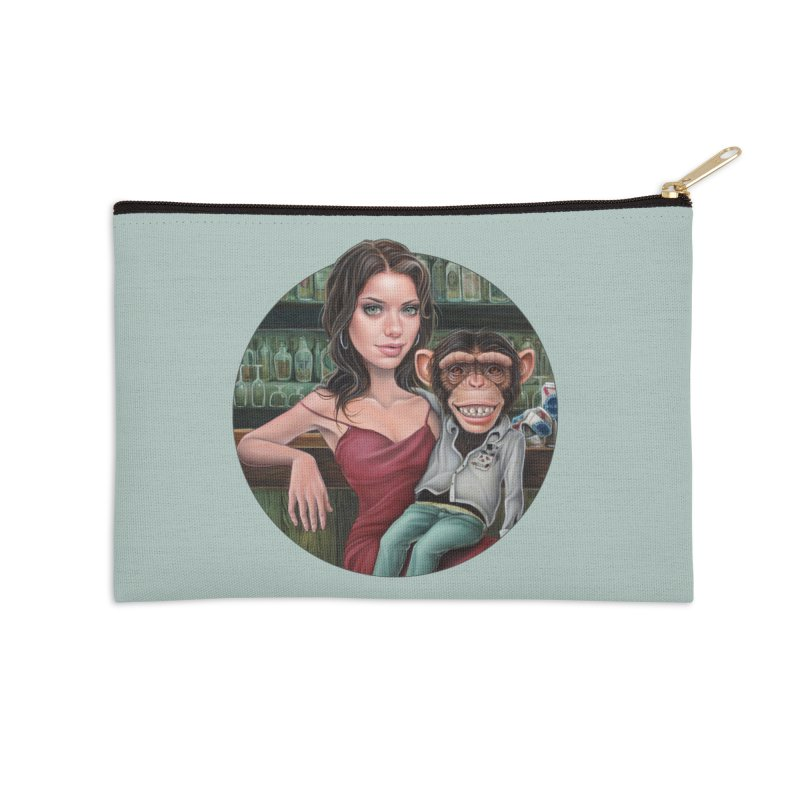 Last Call Accessories Zip Pouch by Ken Keirns