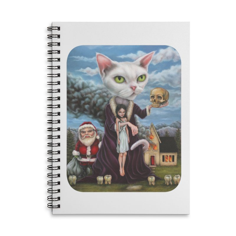 The Sleeper Accessories Notebook by Ken Keirns