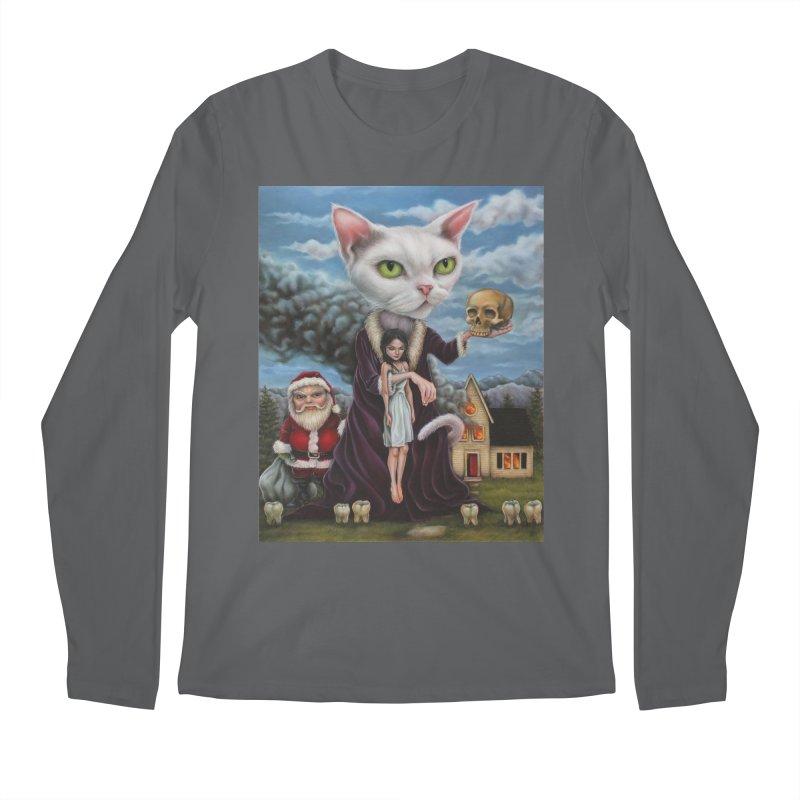 The Sleeper Men's Longsleeve T-Shirt by kenkeirns's Artist Shop