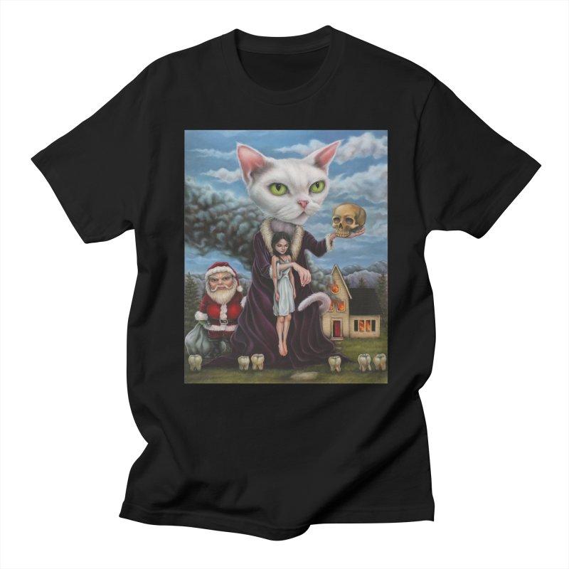 The Sleeper Men's T-shirt by kenkeirns's Artist Shop