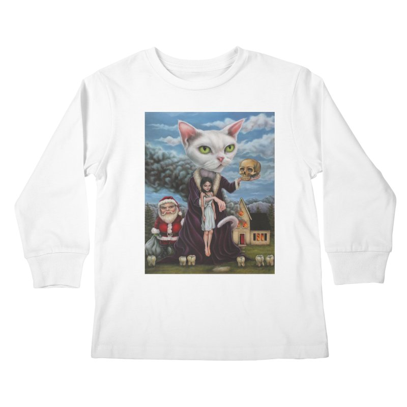 The Sleeper Kids Longsleeve T-Shirt by kenkeirns's Artist Shop
