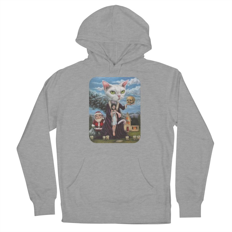 The Sleeper Women's French Terry Pullover Hoody by Ken Keirns