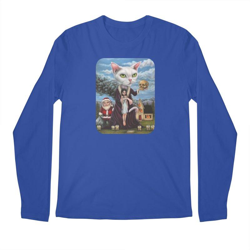 The Sleeper Men's Regular Longsleeve T-Shirt by Ken Keirns