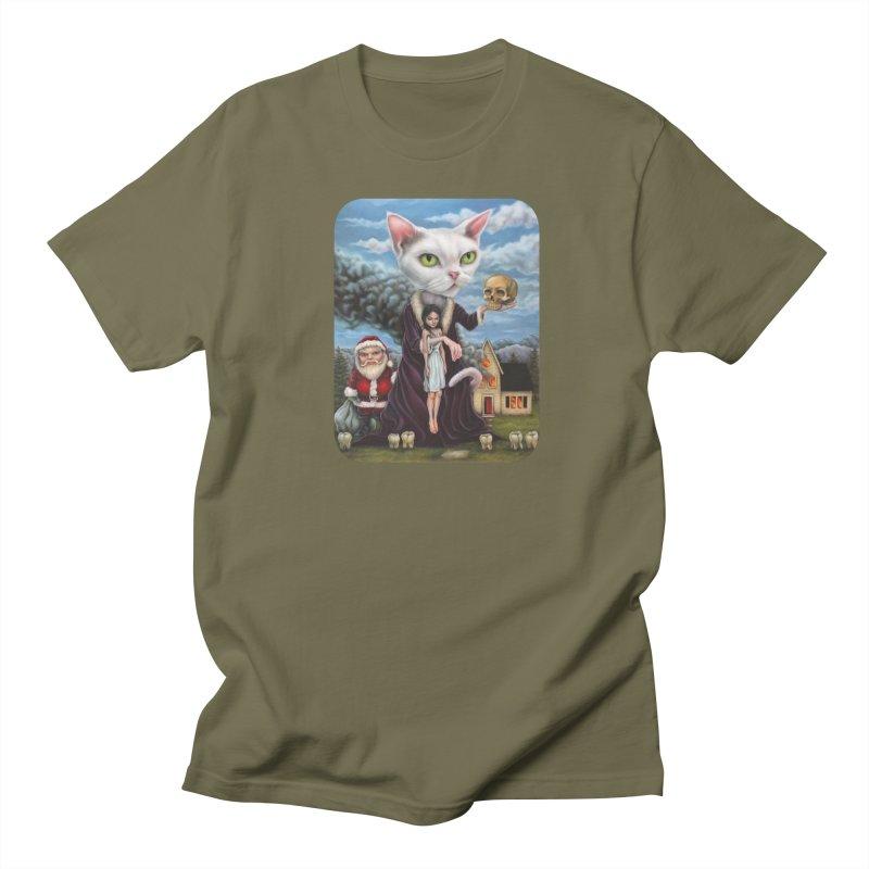 The Sleeper Men's Regular T-Shirt by Ken Keirns