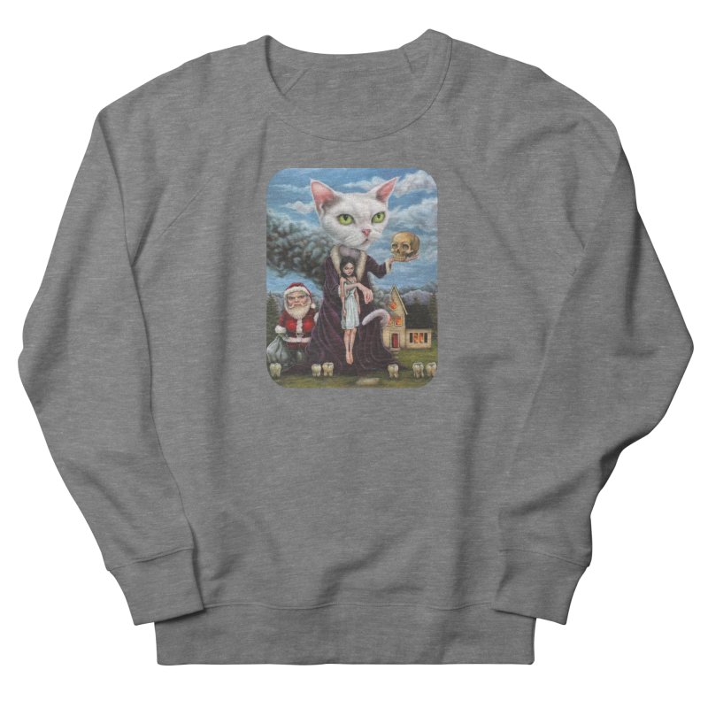 The Sleeper Women's French Terry Sweatshirt by Ken Keirns